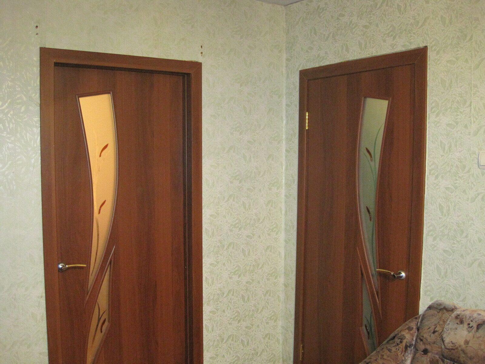Отделка откосов межкомнатных дверей фото 3
