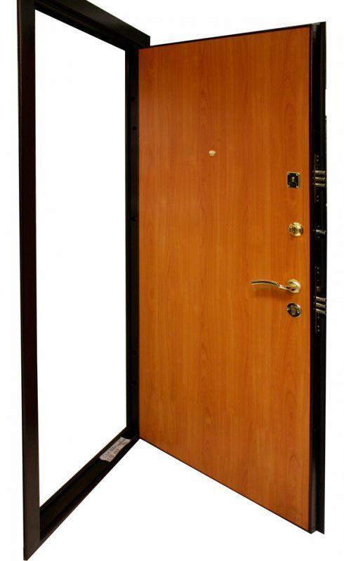 железная дверь 780 х 2000