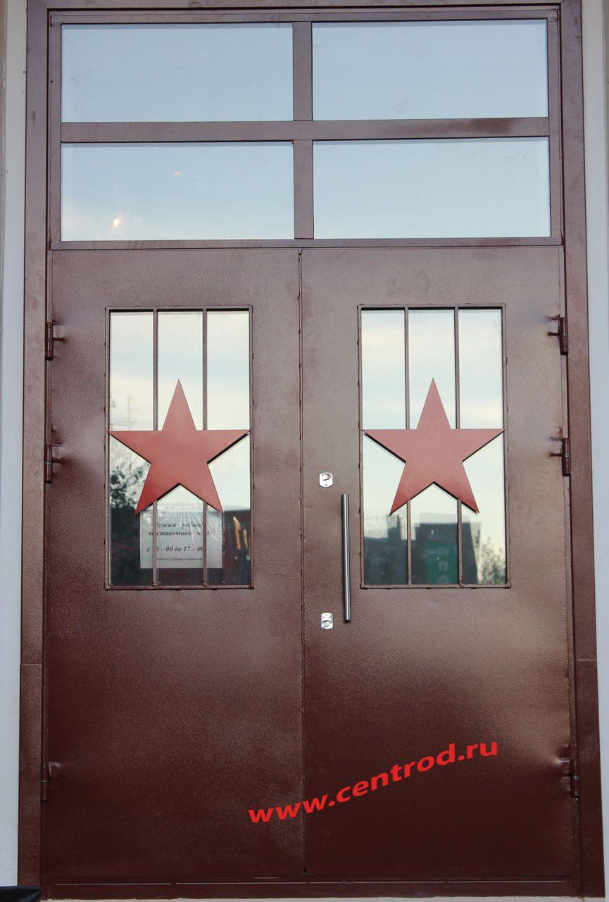 железную дверь город